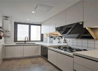 90平米三室一厅北欧风格厨房装修效果图