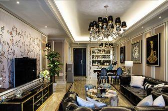 80平米公寓美式风格客厅装修图片大全
