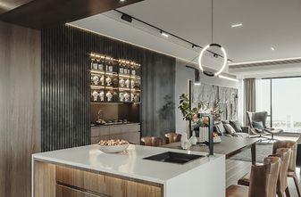 140平米现代简约风格客厅装修案例