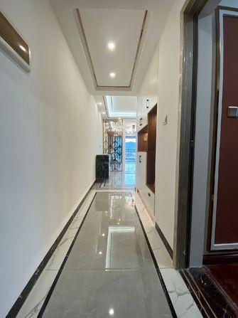 90平米三室两厅新古典风格玄关欣赏图