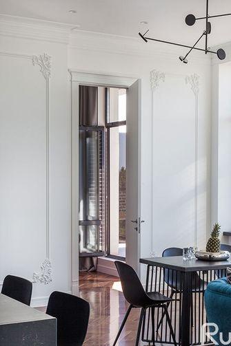 110平米一居室混搭风格客厅欣赏图