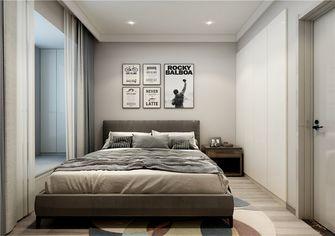 100平米三室两厅现代简约风格健身室装修效果图