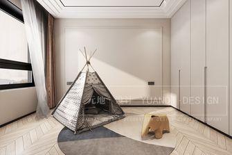 140平米四混搭风格儿童房设计图