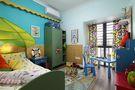100平米三室一厅田园风格儿童房欣赏图