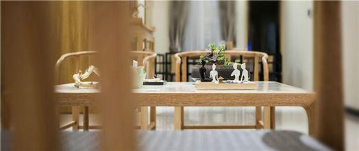 90平米一居室中式风格客厅设计图