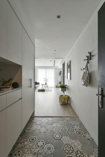 60平米一室两厅现代简约风格玄关装修图片大全