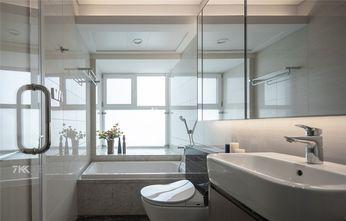80平米三室一厅宜家风格卫生间效果图