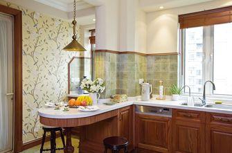 80平米三室三厅美式风格卫生间欣赏图