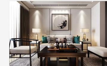 130平米四室两厅中式风格客厅图片大全