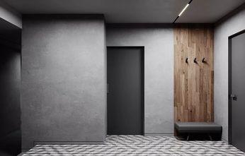 140平米复式现代简约风格玄关效果图