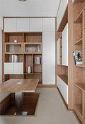 110平米三宜家风格书房设计图
