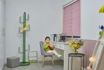 100平米北欧风格儿童房效果图