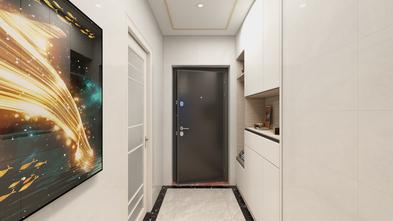 70平米三室两厅现代简约风格玄关装修图片大全