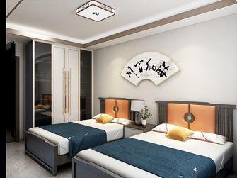 140平米四室一厅新古典风格卧室欣赏图