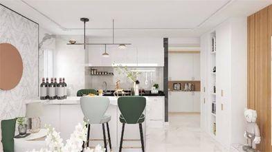 90平米一室一厅现代简约风格餐厅设计图