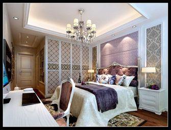 140平米三室两厅欧式风格卧室装修图片大全
