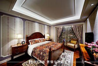 120平米三室两厅美式风格卧室家具装修案例