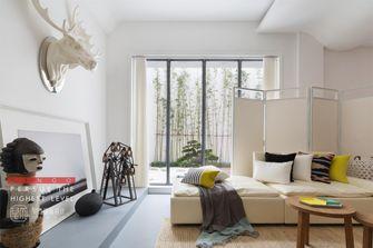 140平米复式北欧风格影音室欣赏图