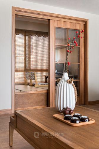 120平米四室两厅日式风格其他区域设计图
