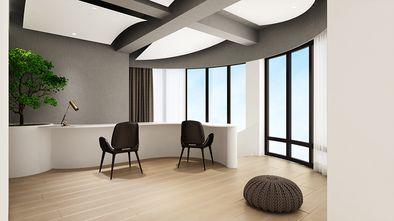 140平米三室一厅中式风格阳光房装修图片大全