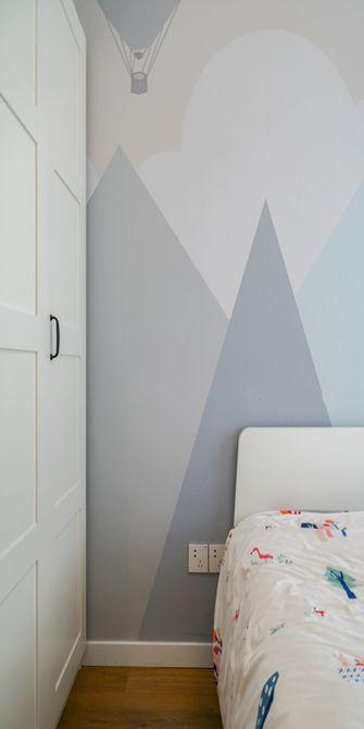 80平米三北欧风格卧室图片大全