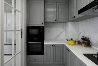 90平米三欧式风格厨房装修图片大全