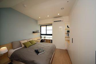 80平米日式风格卧室图片