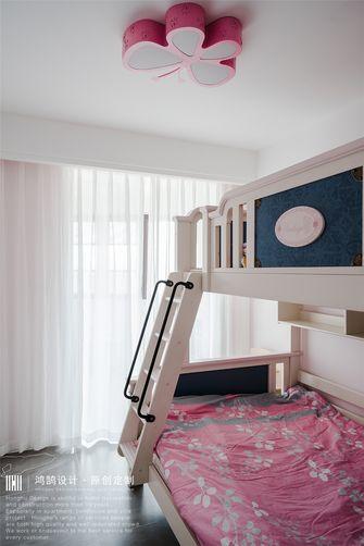120平米三北欧风格儿童房装修案例