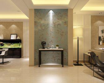 5-10万90平米东南亚风格走廊装修案例