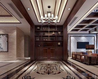 140平米四室两厅新古典风格客厅装修图片大全