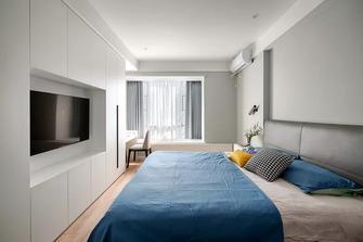 30平米以下超小户型混搭风格卧室效果图