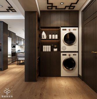 80平米公寓中式风格卫生间装修效果图