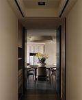 140平米三其他风格走廊设计图