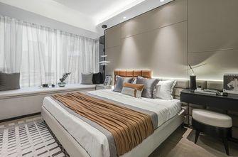 120平米三室一厅宜家风格卧室装修案例