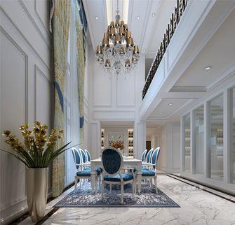 140平米别墅法式风格餐厅装修效果图