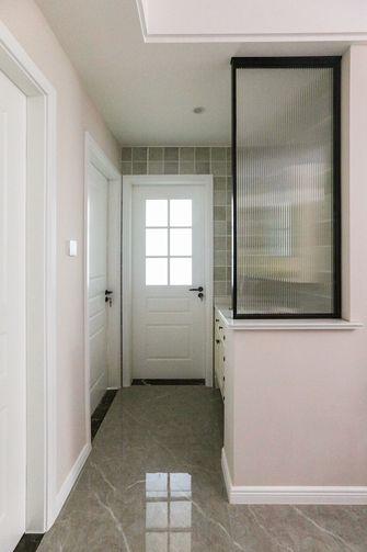 90平米三室一厅美式风格卫生间装修图片大全
