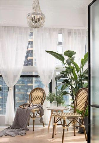 100平米法式风格阳台装修图片大全