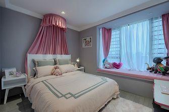 70平米三室两厅现代简约风格儿童房装修案例