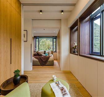 50平米一室两厅日式风格走廊欣赏图