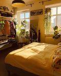 100平米一室一厅田园风格卧室装修案例