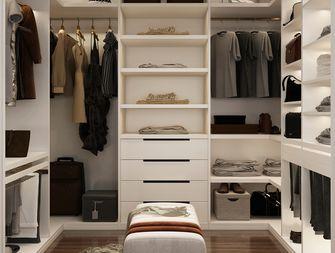 140平米三室两厅中式风格衣帽间图片