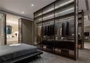 130平米三室两厅其他风格衣帽间设计图