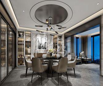 富裕型140平米别墅其他风格餐厅图片