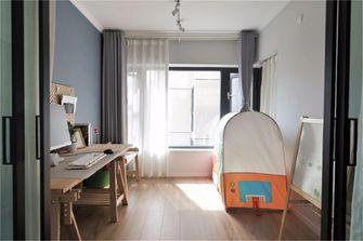 90平米公寓现代简约风格储藏室图