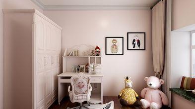 90平米三室两厅中式风格儿童房效果图