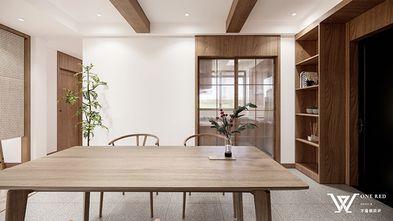 130平米四室两厅日式风格玄关图