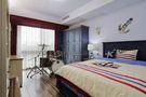 140平米三室两厅美式风格儿童房装修案例