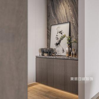 140平米三室两厅现代简约风格玄关装修图片大全