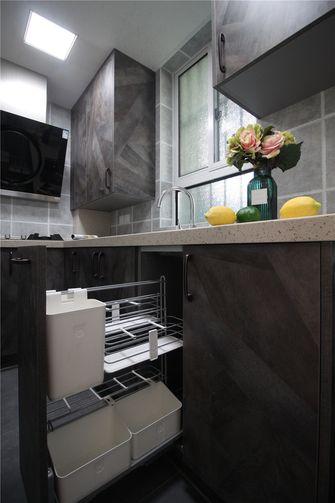 60平米公寓欧式风格厨房图片