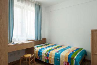 90平米三室两厅日式风格儿童房设计图